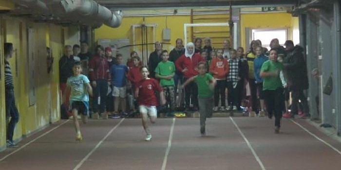 Održano dvoransko prvenstvo u atletici