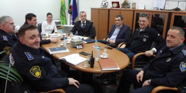 Kasumović razgovarao sa policijskim komesarom