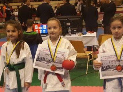 Uspješan nastup takmičara Karate kluba Čelik