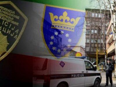 """U akciji """"Reket"""" uhapšen Zeničanin zbog navodnih iznuda i ugrožavanja sigurnosti"""