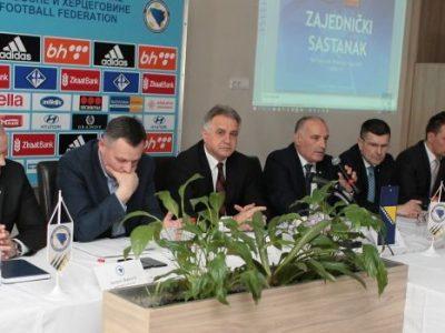Sastanak sa predstavnicima klubova Premijer lige
