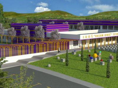 Vlada ZDK za novu školu u Tetovu 1,2 miliona KM
