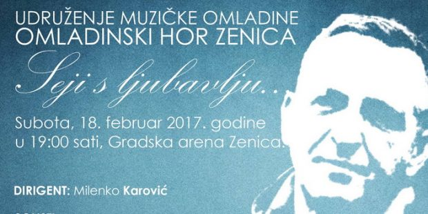 "Omladinski hor organizuje koncert ""Seji s ljubavlju"""