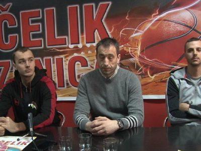 OKK Čelik u nedjelju dočekuje Burch