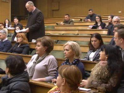 Rasprave o Nacrtima Zakona o osnovnoj i srednjoj školi