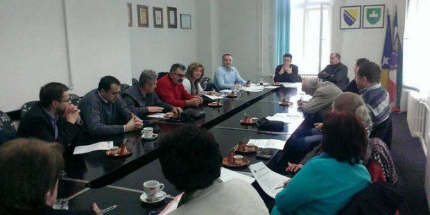 Sjednica UO Društva socijalnih radnika ZDK