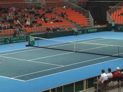 Prvog dana tenis meča BiH-Poljska 2:0
