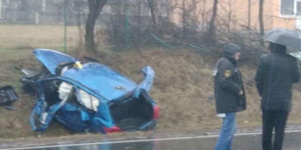 Jedna osoba smrtno stradala u nesreći u Drivuši