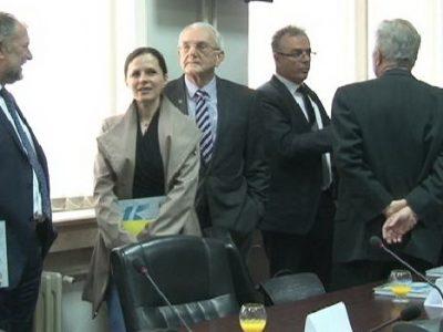 Delegacija Univerziteta iz Pečuha posjetila UNZE