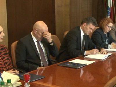 Memorandum Vlade ZDK i TI
