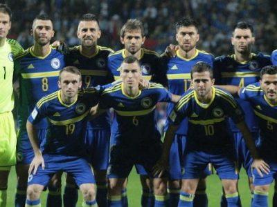 BH nogometna selekcija na 28. mjestu FIFA liste