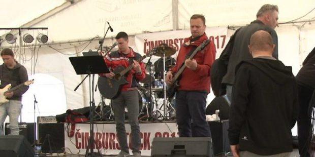 """Trodnevni muzički festival """"Čimburstok"""""""