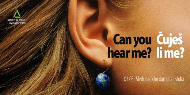 Praktični savjeti za zaštitu sluha