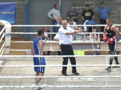 Bokseri Čelika na prvenstvu u Brčkom