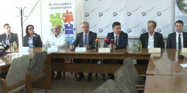 BH Telecom uručio donaciju Kantonalnoj bolnici Zenica