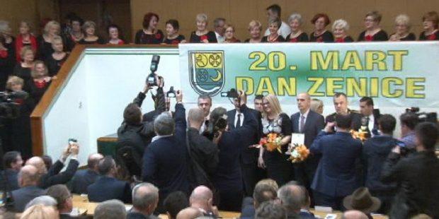Svečana sjednica GV povodom Dana Zenice