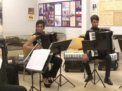 Održan koncert kvinteta harmonika