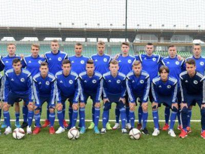 Juniorska reprezentacija BiH bolja od Francuske