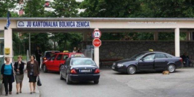 Blokiran račun Kantonalne bolnice Zenica
