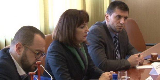 Potpredsjednica FBiH Melika Mahmutbegović u ZDK