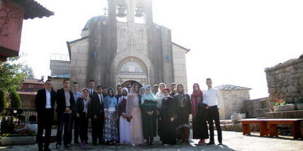 Mladi OMS Zenica boravili u Trebinju