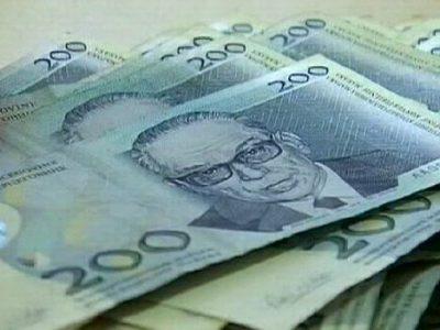 Utrošak poticajnih sredstava Ministarstva privrede