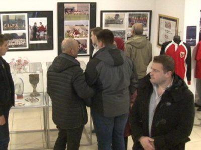 Izložba povodom 45 godina Ragbi kluba Čelik