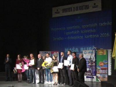 Bilić i Tuka sportisti ZDK za 2016. godinu