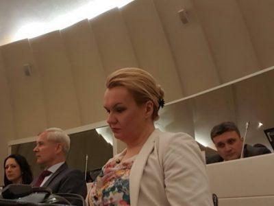 Predsjedavajuća Subašić na konferenciji o korupciji