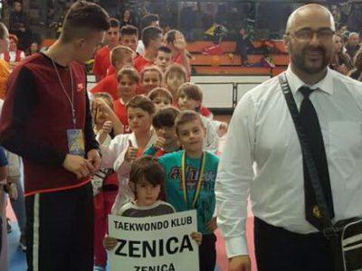 Takmičari Tekvando kluba Zenica nastupili u Visokom