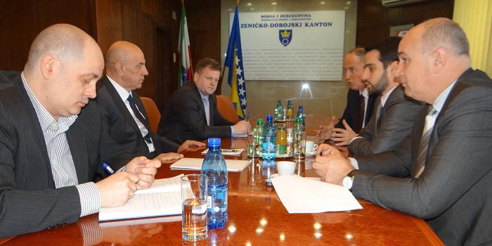 ZDK-Sastanak sa predstavnicima Elektroprivrede BIH