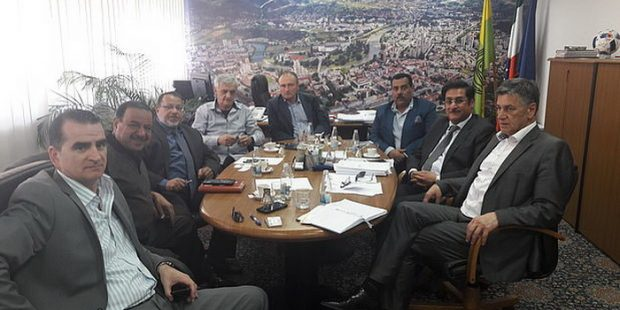 Gradonačelnik Kasumović primio poslovne ljude iz Kuvajta