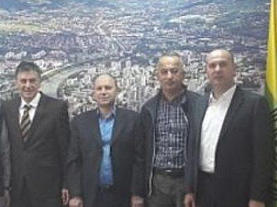 Gradonačelnik i Upravni odbor žele spas za NK Čelik