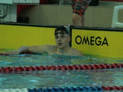 Novi uspjesi plivača Amara Borića
