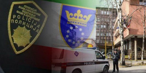 Opljačkana pošta u Janjićima,priveden osumnjičeni