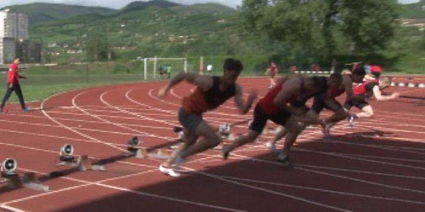 U Zenici održan Međunarodni atletski miting