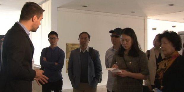 Posjeta umjetnika i kulturnih djelatnika iz Kine