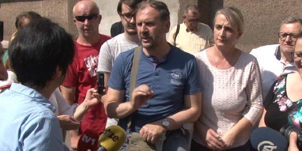 Odgođena deložacija amputirca Nedžada Muharemovića