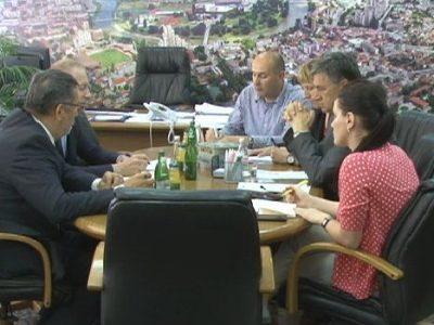 Delegacija EBRD u Gradskoj upravi Zenica