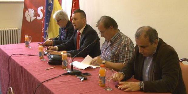 Javna tribina SDP-a o etnofašizmu