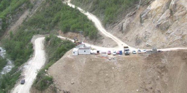 Izmjena odvijanja saobraćaja na lokalitetu Kamenolom