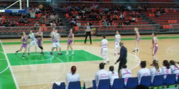 Nesretan poraz košarkašica Čelika