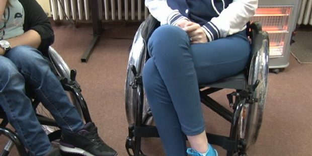 Sportska invalidska kolica za Udruženje paraplegičara