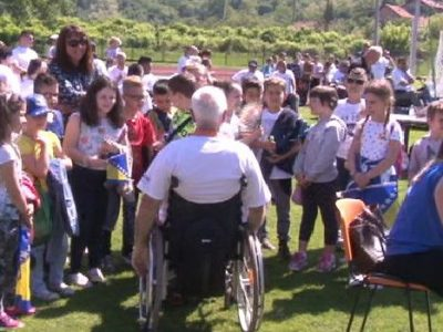 Završene sportske igre paraplegičara