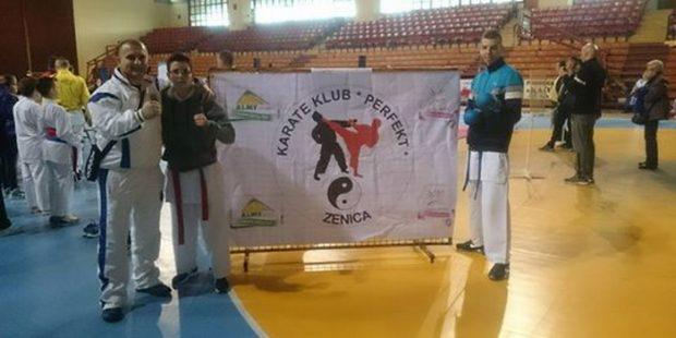 Nastup takmičara Karate kluba Perfekt u Bugojnu
