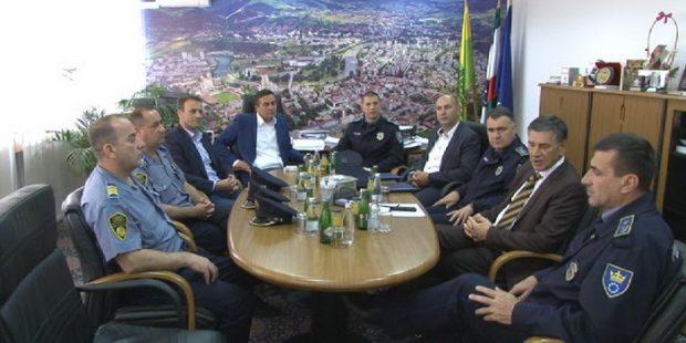 Gradonačelnik nagradio najuspješnije policajce