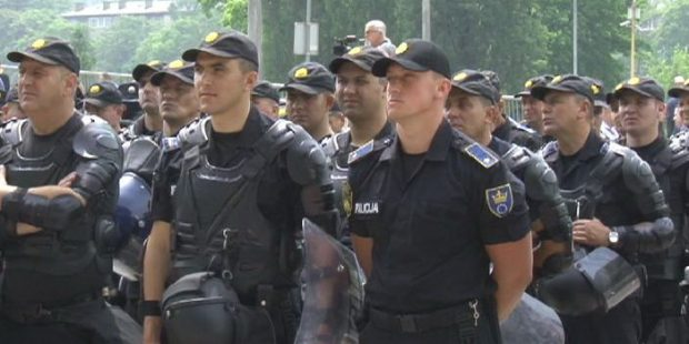 Svečano obilježen Dan policije ZDK