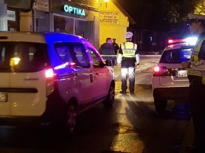 Jedna osoba ranjena u centru Zenice