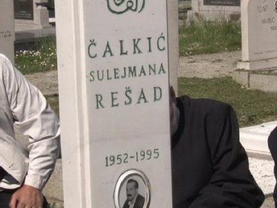 Sjećanje na ratnog komandanta Rešada Čalkića