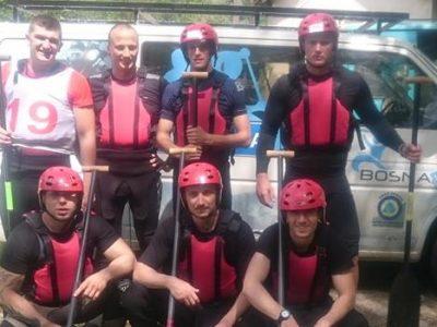 Uspješan nastup zeničkih raftera u Nišu